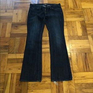 Lucky Brand, Zoe Boot Cut, Size 8/29 Extra Long!